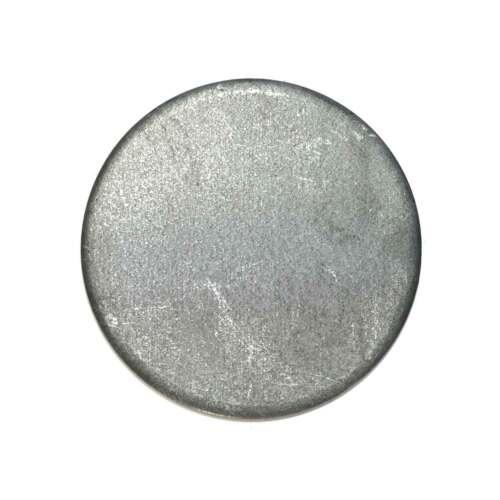 6 mm dick Ronde #1993 Stahl Ankerplatte  Ø 70 mm Ronden