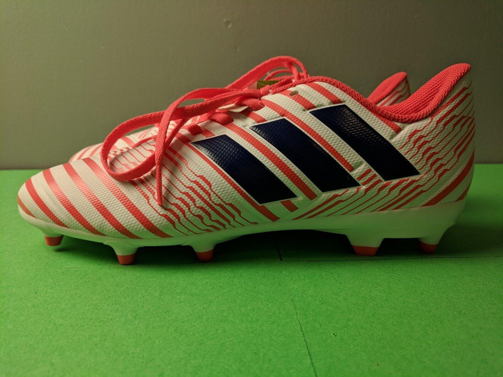 Brand New Adidas Performance Nemeziz 17.4 FG Woman's Soccer Shoes Women's Size 8