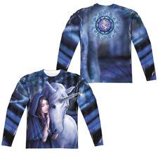"Anne Stokes /""Geisha Skull/"" Dye Sublimation T-Shirt"