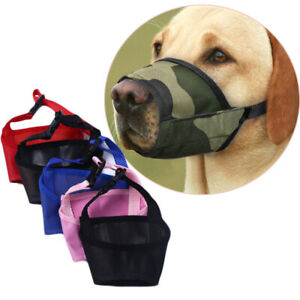 Puppy-Mouth-Control-Head-Collar-Halter-Pet-Accessories-Dog-Safety-Muzzle