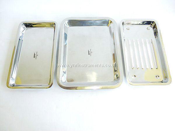 YNR England Zahn Instrumente Schaber Tablett Labor Zahnarzt Werkzeug