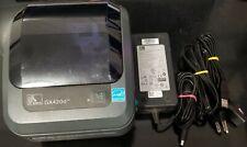 Zebra Gx420d Thermal Shipping Label Visitor Pass Printer