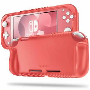 For Nintendo Switch Lite 2019 Anti-Slip Protective Case Cover Ergonomic Grip