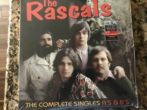 The Rascals Complete Singles As Amp Bs Rsd 2018 4lp Color