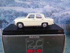 1/43  Rio  (Italy) Alfa Romeo giulietta T.I. 1955  #4119