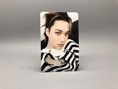 EXO Official Album LOVE SHOT Photocard - LOVE ver. - KAI ...