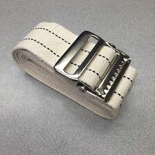 """Select METAL Release Transfer Gait Belt 60"""" Gaits Medical Caregiver Belts"""
