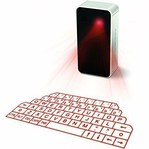 Ipad and Tablet Wireless Laser Projection Bluetooth Virtual Keyboard for Iphone