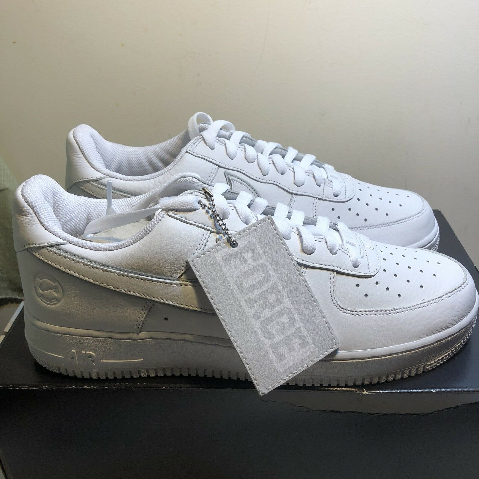 Nuove nike air force 1 nikeconnect qs snkrs noi ao2457 100
