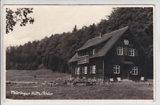 AK Urspringen, Rhön, Thüringer Hütte, Foto-AK 1950