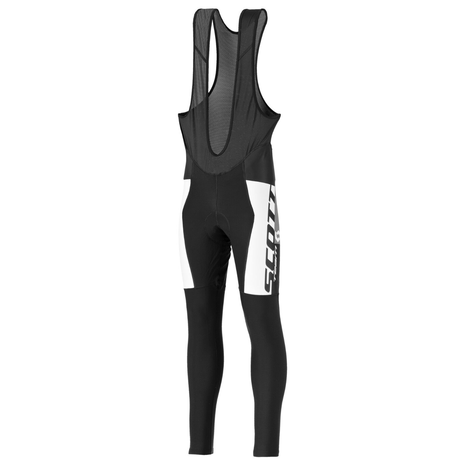 Strumpfhose winterlich SCOTT RC TEAM black  Grey BIBTIGHTS black Gre  cheap and high quality