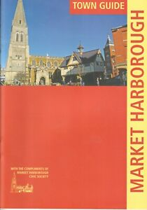 MARKET-HARBOROUGH-2015-16-Town-Guide-history-illustrations-map-Leicestershire