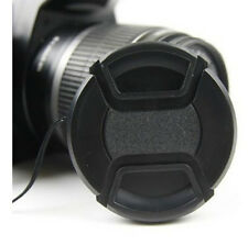 5PCS  82mm Universal Snap-On Front Lens Cap for Canon Nikon Sony Sigma Pentax