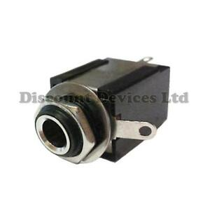 6-3mm-Stereo-Chassis-Jack-Socket-With-DPDT-Switch