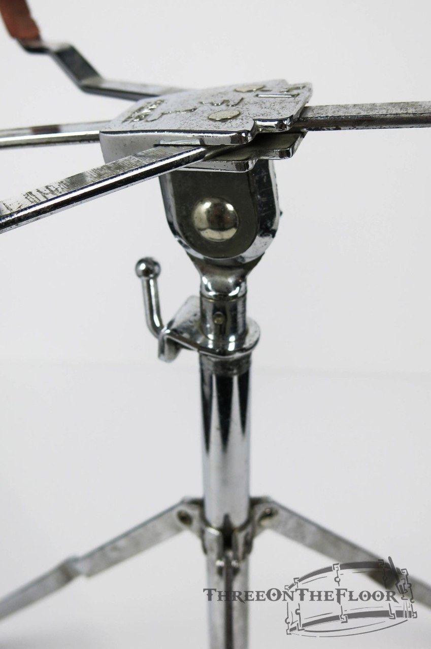 1950s Soporte De rojooblante Ludwig WFL Vintage Trampa Trampa Trampa Set  SN12 816c76