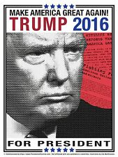 F-723 Donald Trump New American Republican President Winner Tank Poster 27x40in