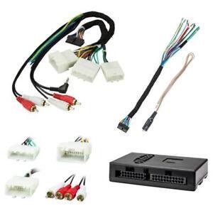 Axxess-AX-TYAMP1-SWC-Amp-Radio-Interface-w-SWC-for-Select-2002-2015-Lexus-Toyota