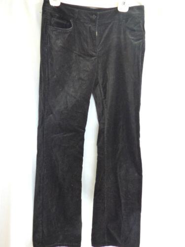 Botte Black White 8r Pantalon Nwt Market Velours Taille House WzznxI