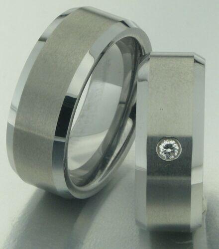 alianzas alianzas /& grabado láser 2 anillos de volframio