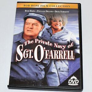 The-Private-Navy-of-Sgt-O-039-Farrell-DVD-Bob-Hope-Phyllis-Diller-Dick-Sargent