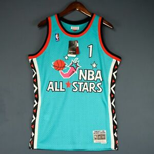on sale 9c7d0 283c6 100% Authentic Penny Hardaway Mitchell Ness 96 All Star ...