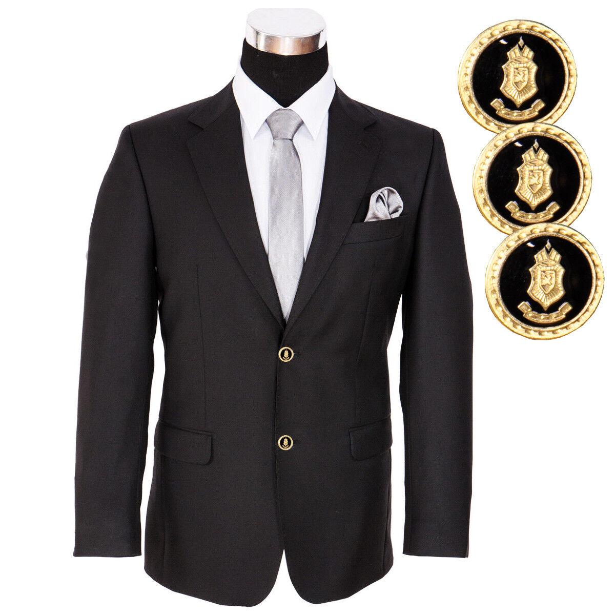 Uomo Giacca da Uomo Giacca business Club srotolati business Giacca Mode Misure Grandi Tg. 36,72,114,126 d94088