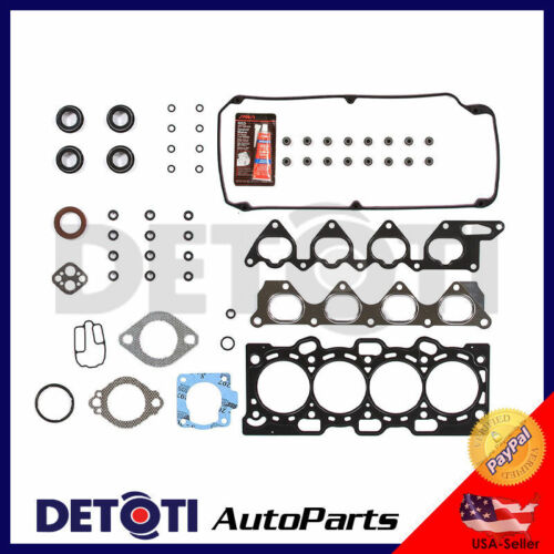 Head Gasket Set Repair Kit For 02-07 Mitsubishi Lancer 2.0L Engine Code 4G94 MLS