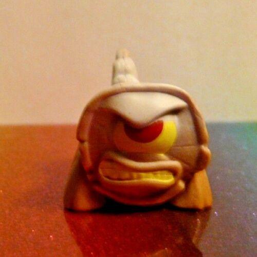 Flush Force Series 1 #106 STUMP SPEACH Brown Mini Figure Mint OOP