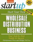 Start Your Own Wholesale Distribution Business: Your Step-By-Step Guide to Success by Bridget McCrea, Entrepreneur Magazine (Paperback, 2014)