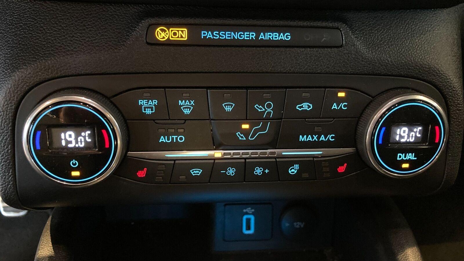 Ford Focus 1,5 EcoBlue ST-Line Business stc. - billede 15