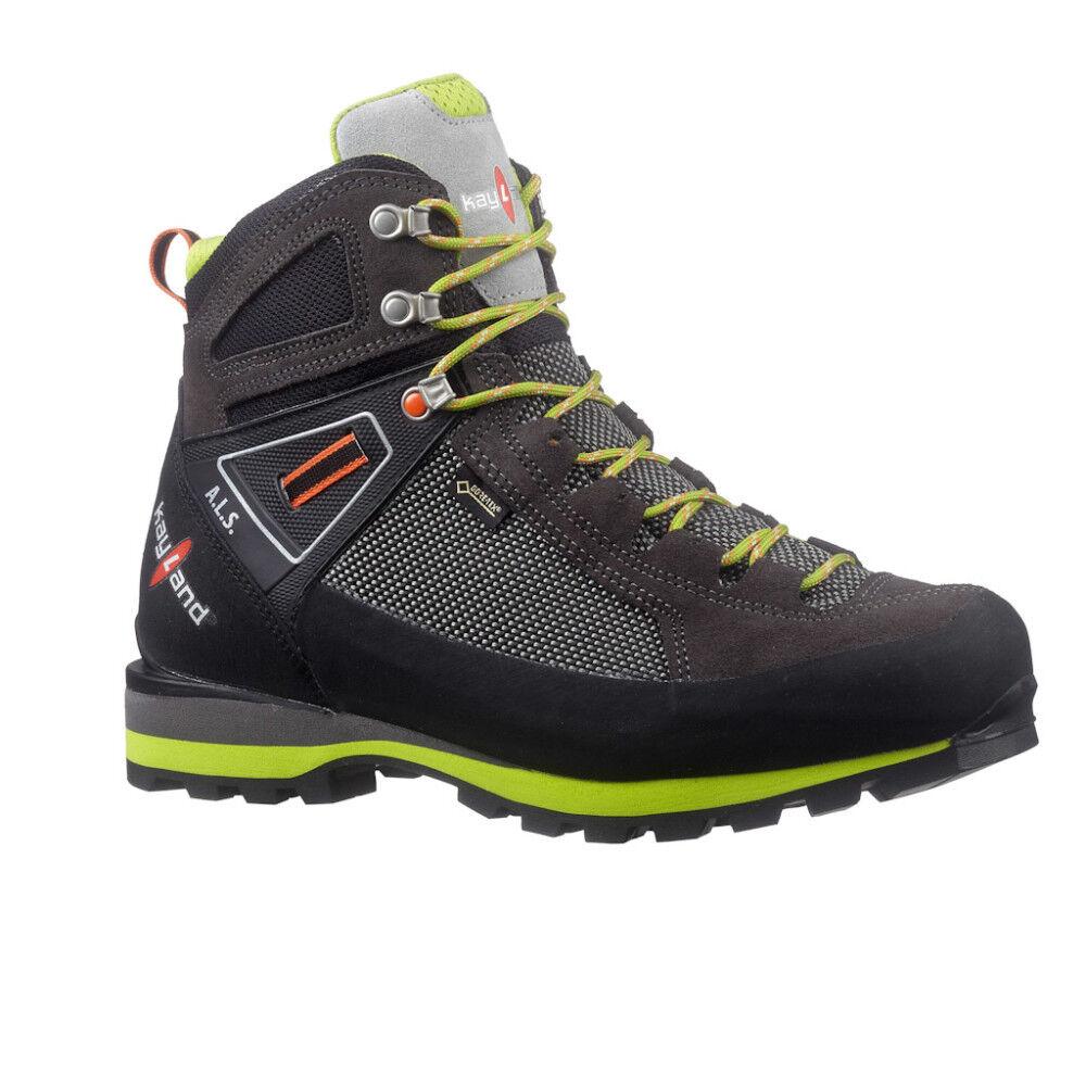 chaussures Trekking Alpinismo Escursionismo KAYLAND CROSS MOUNTAIN GTX Anthracite