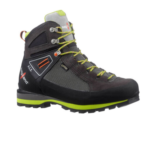 Shoes Trekking MOUNTAIN-climbing Hiking KAYLAND CROSS MOUNTAIN GTX Anthracite