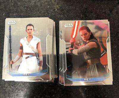Star Wars Chrome Perspectives Complete 100 Card Base Set