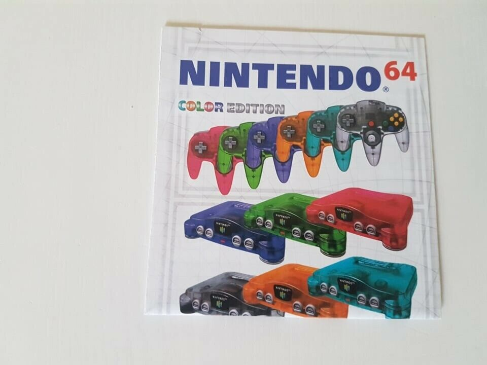 Pokemon Snap Boxed N64, N64, action