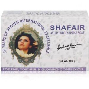 4X100-GRAM-OF-SHAHNAZ-HUSAIN-SHAFAIR-FAIRNESS-SOAP-WITH-FREE-WORLDWIDE-SHIPPING