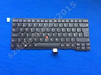 New for IBM Thinkpad T440 T440P T440s T431 E431 DE GR Keyboard 04X0113 Backlit