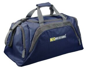 Mud Ice Gravel Men s Extra Large Sports   Gym Holdall Duffle Bag Navy Blue 910a04ab538a2