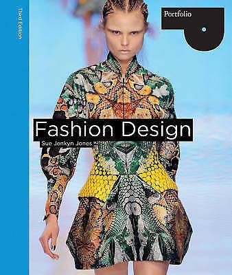 1 of 1 - Fashion Design by Sue Jenkyn Jones FREE SHIPPING!