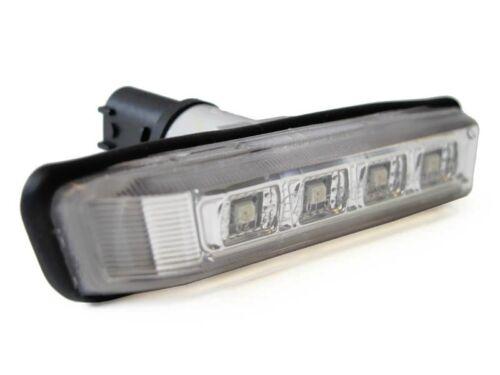 Plug/&Play DEPO Clear Amber LED Side Marker Light For 97-99 BMW E36 //00-06 E53 X5