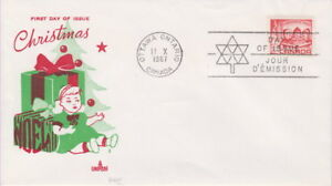 CANADA-476-3-CHILDREN-CARROLLING-ON-CAPITAL-CACHET-FIRST-DAY-COVER