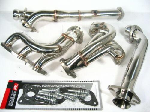 OBX Exhaust Header Fits 1989 To 1994 Maxima V6 3.0L VG30E//VE30DE