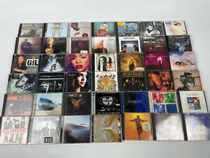 CD-Sammlung-Alben-42-Stueck-Rock-Pop-Hits-siehe-Bilder-u-a-Mike-Oldfield