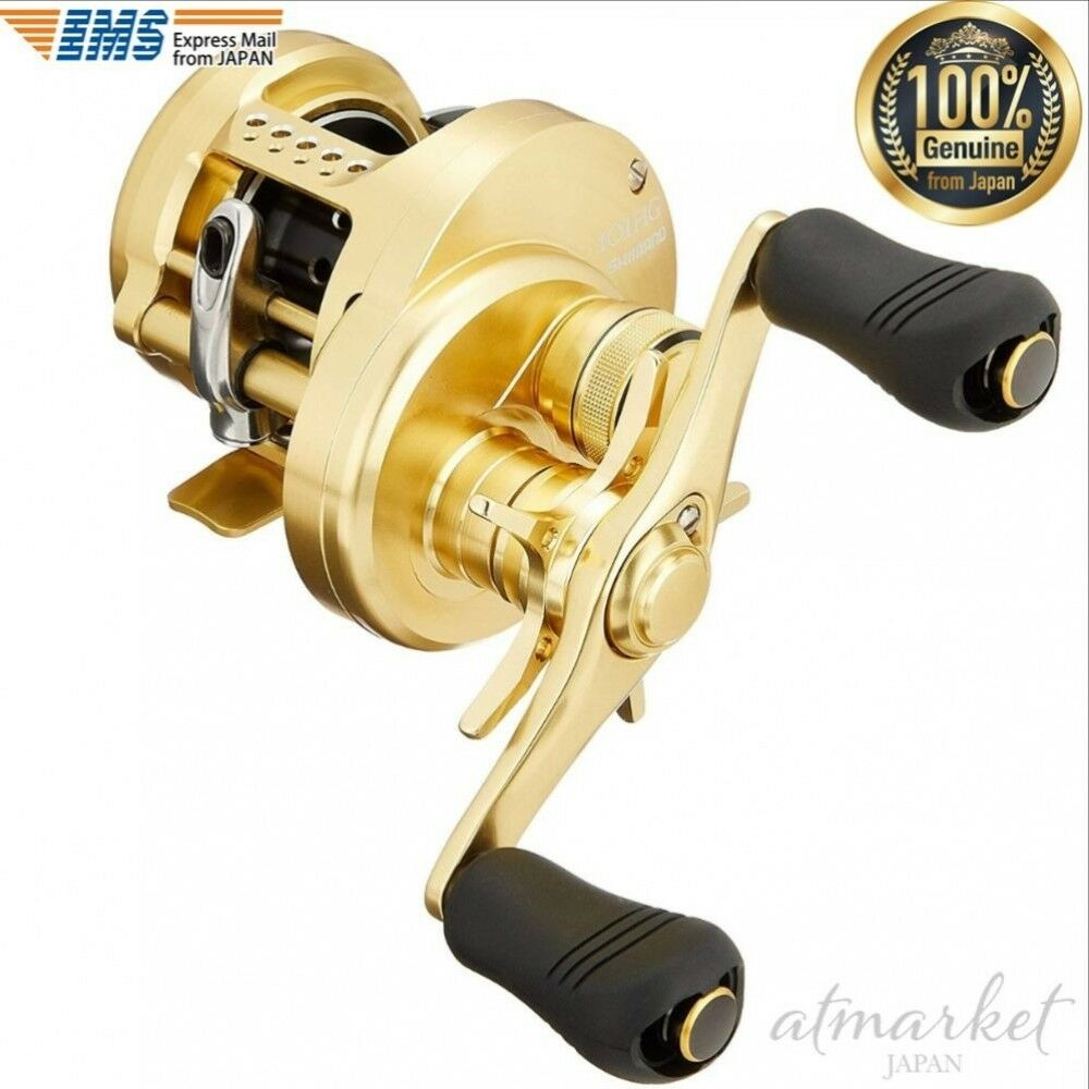 NEW SHIMANO bait reel 15  Calcutta Conquest 101HG Left handle Fishing from JAPAN  cheap wholesale