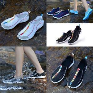 scegli l'ultima speciale per scarpa grandi affari 2017 Dettagli su Linea UOMO DONNA ACQUA laies Scarpe Spiaggia Scarpe umido Aqua  Scarpe Surf Nuoto Scarpe UK 4-9- mostra il titolo originale