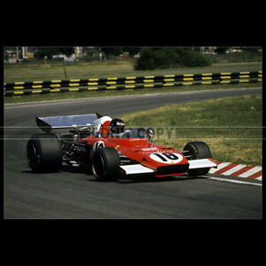 Photo A.008894 JACKY ICKX FERRARI GP F1 1973 GRAND PRIX BUENOS AIRES