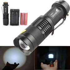 3000LM CREE XM-L T6 linterna flash LED Lámpara + 18650 Batería + Cargador