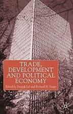 Trade, Development and Political Economy: Essays in Honour of Anne O. Krueger, L