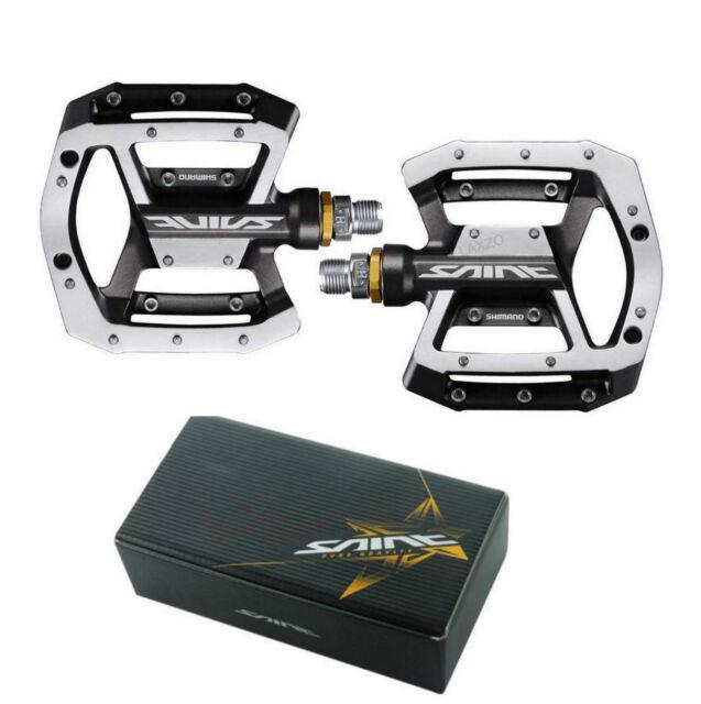 SHIMANO SAINT PD-MX80 Vélo VTT PLAT / plateforme Pédales avec barrette de