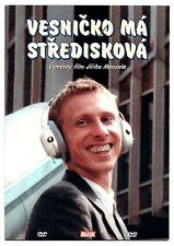 My Little Sweet Village / Vesnicko Ma Strediskova 1985 English subtitles DVD Pal