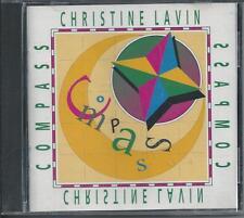CHRISTINE LAVIN - Compass CD Album 11TR CANADA 1991 RARE!
